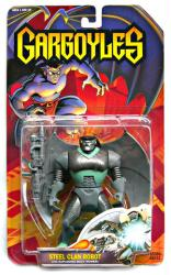Gargoyles: Steel Clan Robot action figure (Kenner/1995)