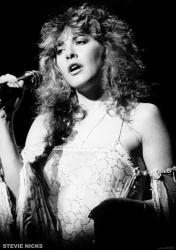 "Stevie Nicks poster: 1977 (23 1/2"" X 33"" U.K. import poster)"
