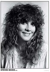 "Stevie Nicks poster: 1978 (23 1/2"" X 33"" U.K. import poster)"