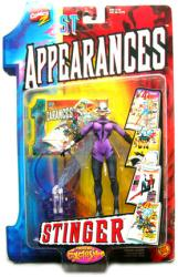 Marvel Comics 2 1st Appearances: Stinger action figure (ToyBiz/1999)