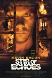 Stir of Echoes movie poster [Kevin Bacon] 27x40 VG