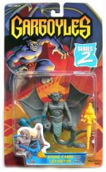 Gargoyles: Stone Camo Lexington action figure (Kenner/1995)