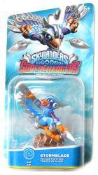 Skylanders Superchargers: Stormblade figure (Activision/2015)