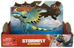 """Dragons: Stormfly Action Dragon 9"""" figure (Spin Master) Dreamworks"""