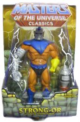 Masters of the Universe Classics: Strong-Or action figure (Mattel)