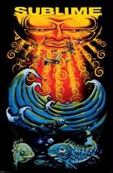 Sublime poster: Everything Under the Sun (24x36)