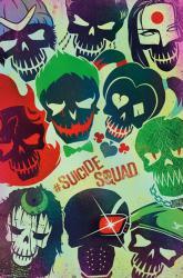 Suicide Squad movie poster (24x36) 2016 DC Comics film