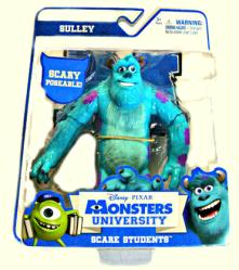 Monsters University Scare Students: Sulley action figure (Spin Master)