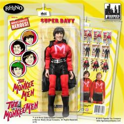"The Monkees: 8"" Monkee Men Super Davy Jones action figure"