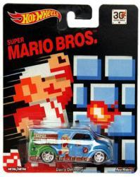 Hot Wheels: Super Mario Bros. Dairy Delivery diecast vehicle (Mattel)