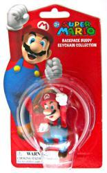 Super Mario: Super Mario figure keychain (Goldie/2012)