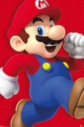 Super Mario poster: Nintendo (24x36) video game