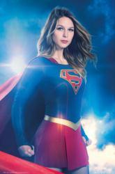 Supergirl poster [Melissa Benoist] TV Series (24x36)