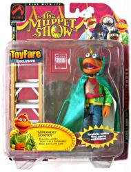 The Muppet Show: Superhero Scooter action figure (Palisades) Exclusive