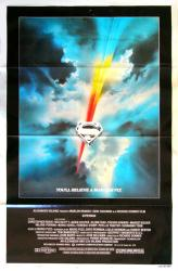 Superman movie poster (1978) [Richard Donner film] 27x41 original