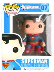 Pop Heroes DC Universe: Superman vinyl figure (Funko)