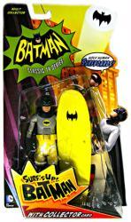 Batman 1966 TV Series: Surf's Up Batman action figure (Mattel/2013)