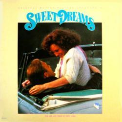 Sweet Dreams soundtrack poster: Vintage LP/Album flat [Jessica Lange]