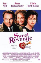 Sweet Revenge movie poster [Sam Neill/Helena Bonham Carter] NM