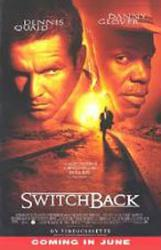 Switchback movie poster [Dennis Quaid & Danny Glover] video poster