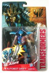 Transformers Age of Extinction: Sword Slash Autobot Drift figure