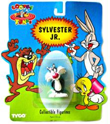 Looney Tunes: Sylvester Jr. Collectible Figurine (Tyco/1994)