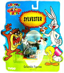 Looney Tunes: Sylvester Collectible Figurine (Tyco/1994)