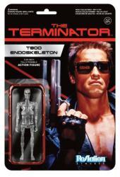 The Terminator: T800 Endoskeleton ReAction action figure (Funko)