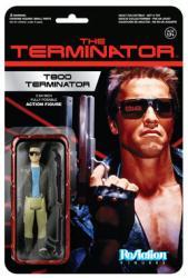 The Terminator: T800 Terminator ReAction action figure (Funko)