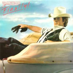 T.G. Sheppard poster: Finally! vintage LP/album flat (1982)