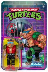 Teenage Mutant Ninja Turtles: Bebop ReAction figure (Super7)