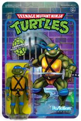 Teenage Mutant Ninja Turtles: Leonardo ReAction figure (Super7)