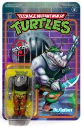 Teenage Mutant Ninja Turtles: Rocksteady ReAction figure (Super7)