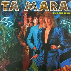 Ta Mara and the Seen poster: Vintage LP/Album flat (1985)