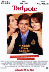 Tadpole movie poster [Sigourney Weaver, Bebe Neuwirth] 26x40