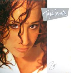 Taja Sevelle poster: Taja Sevelle vintage LP/Album flat (1987)