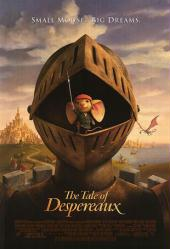 The Tale of Despereaux movie poster (2008) one-sheet