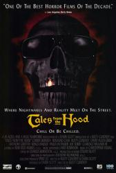 Tales From the Hood movie poster (1995) 27x40 video version