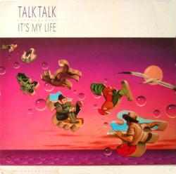 Talk Talk poster: It's My Life vintage LP/Album flat (1984)