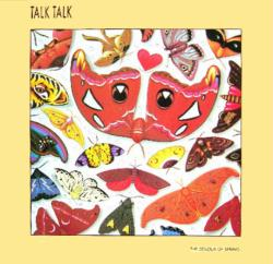 Talk Talk poster: The Colour of Spring vintage LP/Album flat