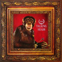 Talking Heads poster: Naked vintage LP/Album flat