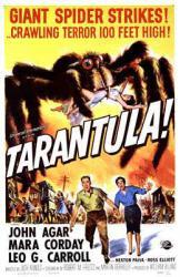 Tarantula movie poster [John Agar] 11'' X 17''