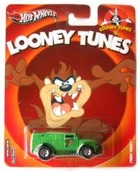 Hot Wheels: Looney Tunes Tasmanian Devil 'Taz' Funny Money diecast
