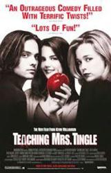 Teaching Mrs. Tingle movie poster [Katie Holmes] 26x40