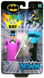 Batman [Spectrum of the Bat] Technocast Jervis Tetch figure (Hasbro)