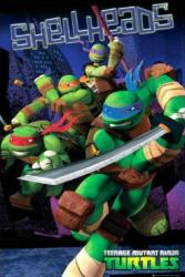 Teenage Mutant Ninja Turtles poster: Shellheads (24 X 36) Nickelodeon