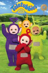 Teletubbies poster (24x36) children's TV series