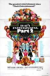 That's Entertainment, Part II poster [Fred Astaire, Gene Kelly] 27x41