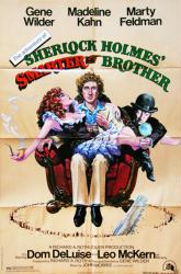 The Adventure of Sherlock Holmes' Smarter Brother poster [Gene Wilder]