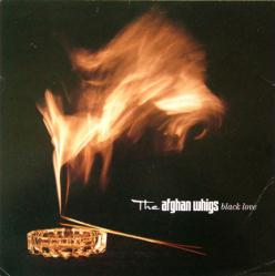 The Afghan Whigs poster: Black Love vintage LP/Album flat (1996)